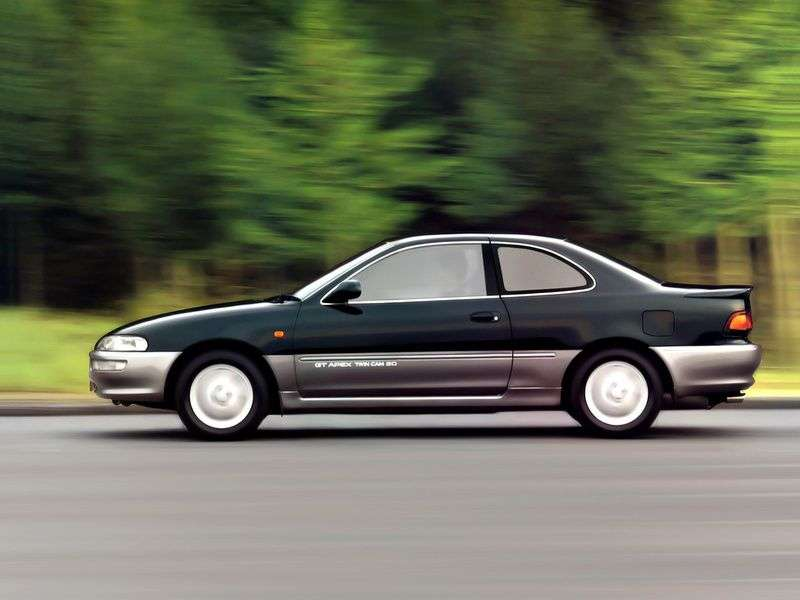 Toyota Sprinter Trueno AE100 / AE101 coupe 1.5 AT (1991–1995)