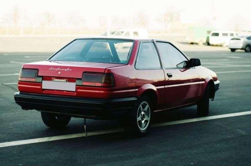Toyota Sprinter Trueno AE85 / AE86 Coupe 1.6 AT (1983 1987)