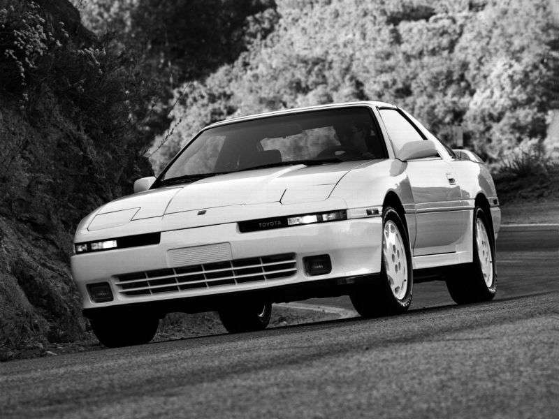 Toyota Supra Mark III [restyling] Targa 2.0 AT Overdrive (1988–1992)