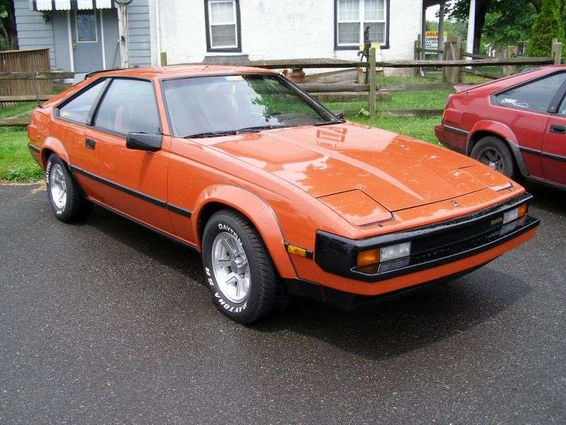 Toyota Supra Mark II coupe 2.8 MT Overdrive (1983–1983)