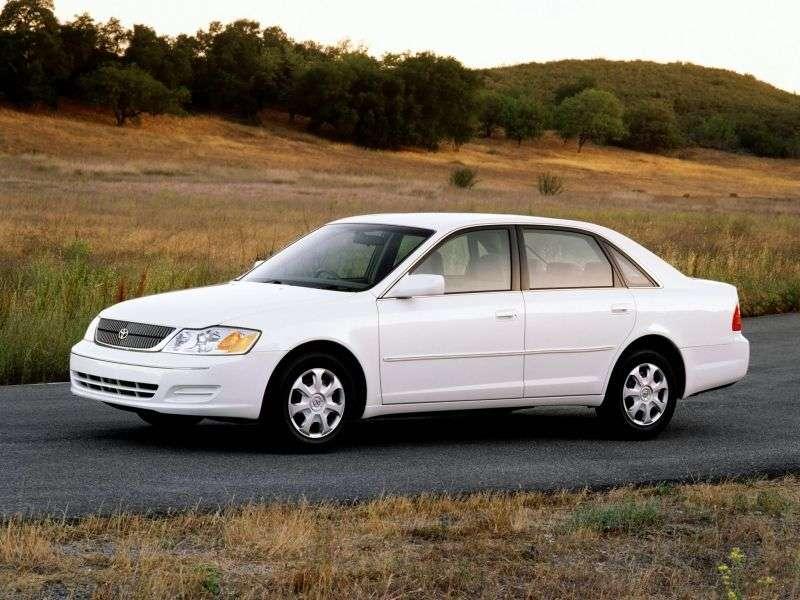 Toyota Pronard 1st generation sedan 3.0 AT (2000–2002)