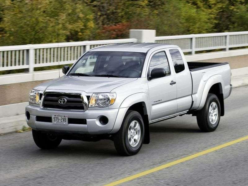 Toyota Tacoma 2nd generation Access Cab pick up 2 bit. 4.0 AT Overdrive 4x4 (2005–2010)