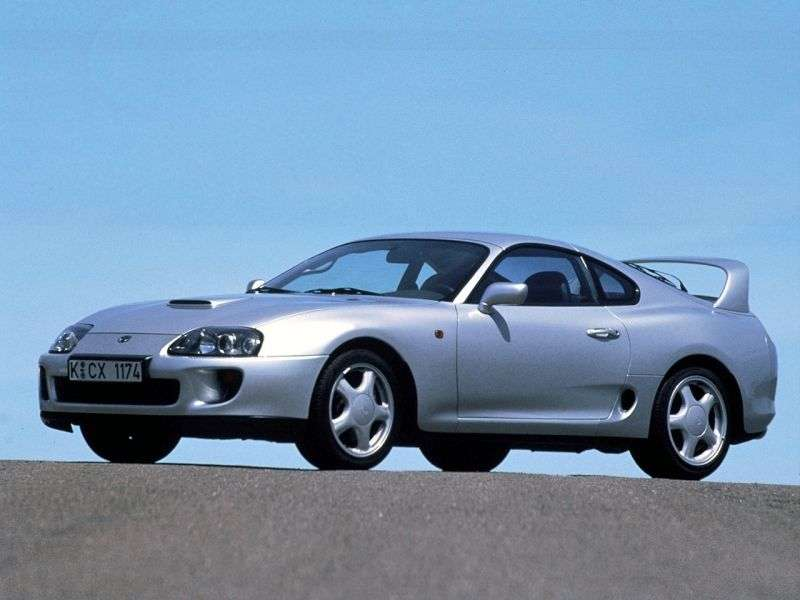 Toyota Supra Mark IVtarga 3.0 Twin Turbo MT Overdrive (1993–1996)