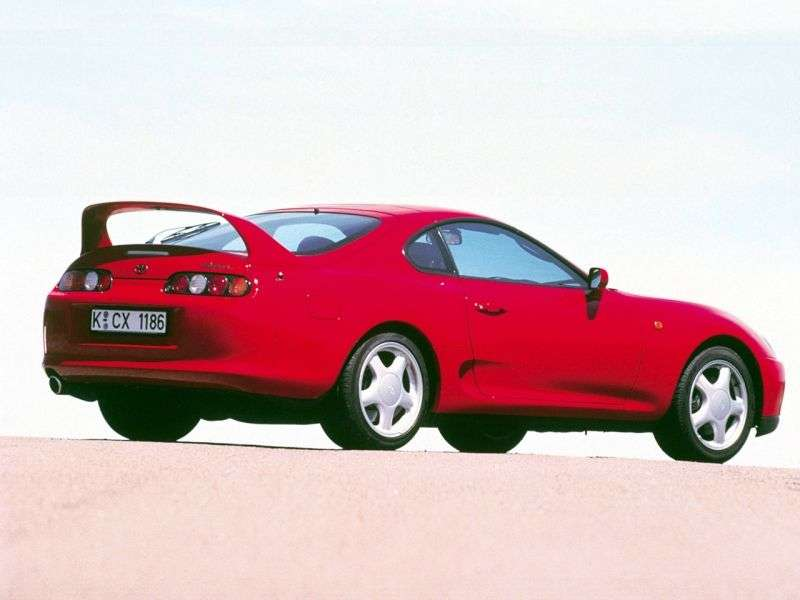 Toyota Supra Mark IVtarga 3.0 Twin Turbo AT Overdrive (1993–1996)