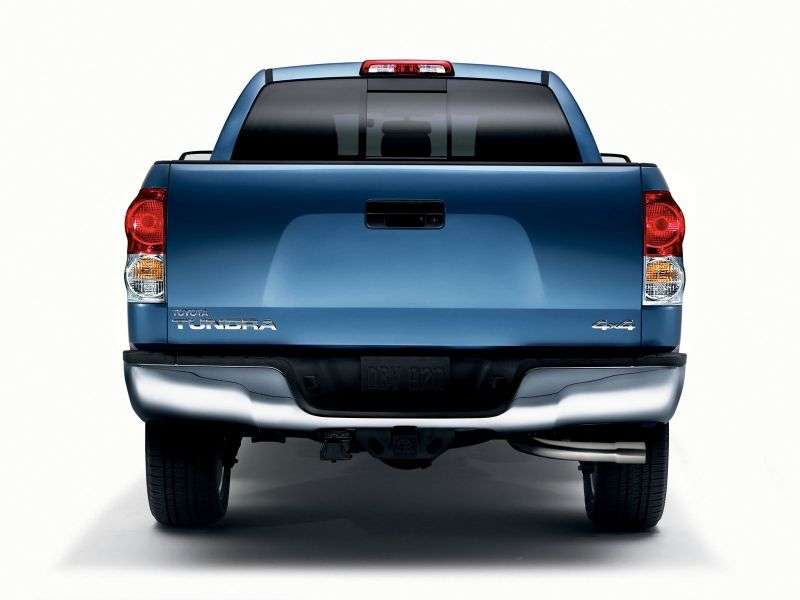 Toyota Tundra 2nd generation Double Cab pickup 4 doors 5.7 AT Long (2007–2008)