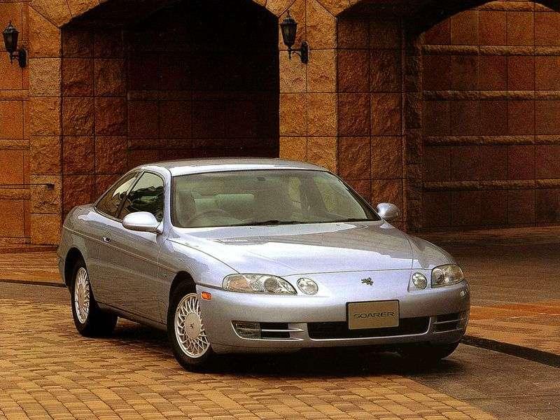 Toyota Soarer Z30 Coupe 2.5 MT GT (1991–1996)