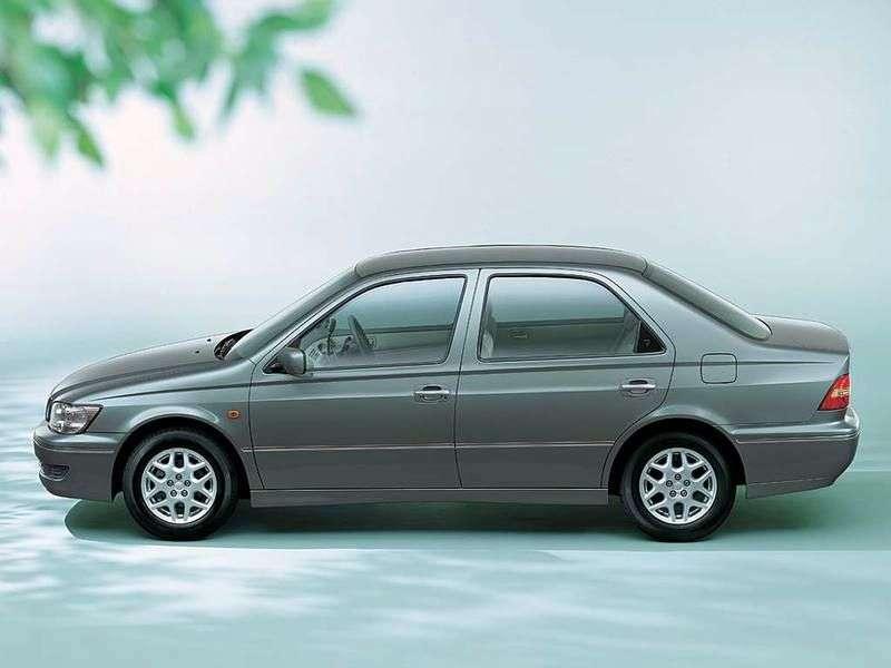 Toyota Vista V50 sedan 2.0 AT (1998 2003)