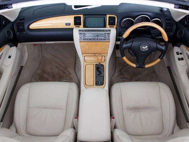 Toyota Soarer Z40 Coupe 4.3 AT (2001 2005)