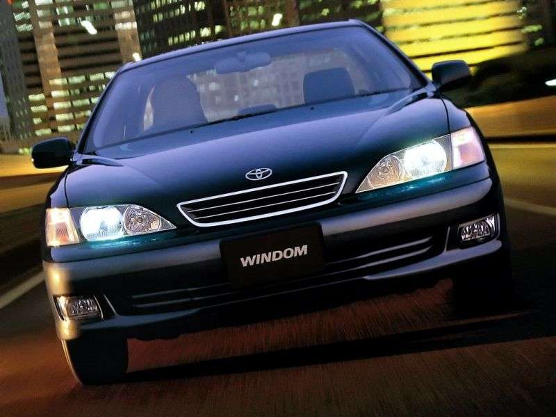 Toyota Windom MCV20 [restyling] sedan 3.0 AT (1999–2001)