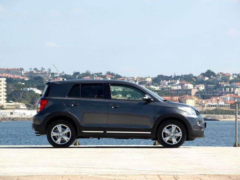 Toyota Urban Cruiser 1st generation hatchback 1.5 CVT 4WD (2009 – n.)