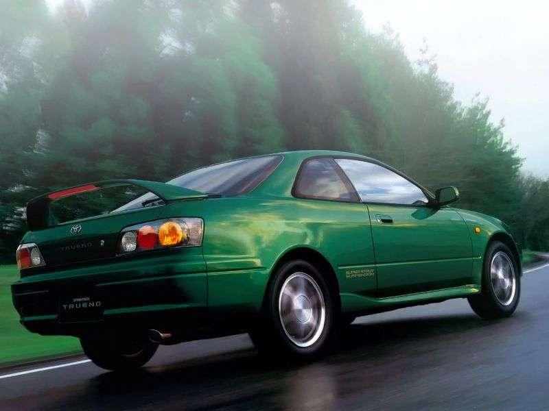 Toyota Sprinter Trueno AE110 / AE111 coupe 1.5 MT (1995–2000)