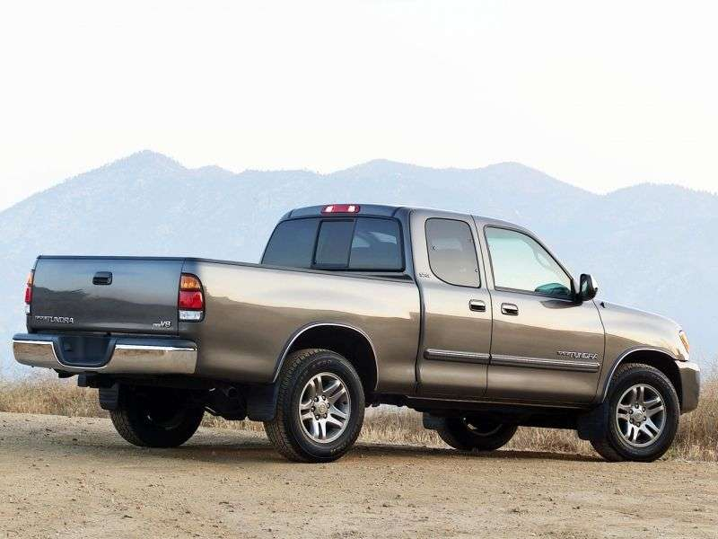 Toyota Tundra 1st generation [restyling] Access Cab pick up 4 bit. 4.7 AT 4WD (2003–2006)