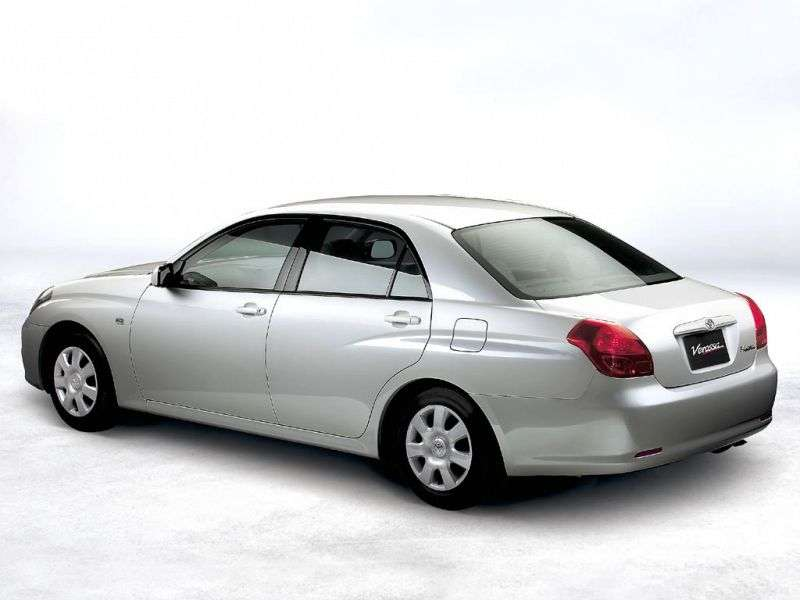 Toyota Verossa 1st generation 2.5 Twin turbo MT sedan (2001–2004)