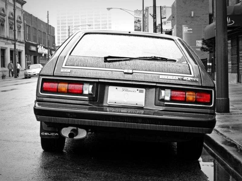 Toyota Supra Mark Icube 2.8 MT Overdrive (1980–1981)