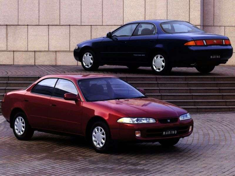 Toyota Sprinter Marino 2nd generation hardtop 1.6 AT (1997–1998)