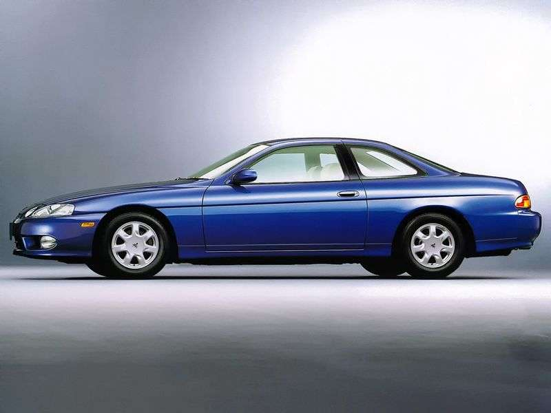 Toyota Soarer Z30 [restyling] coupe 3.0 AT GT (1996–2001)