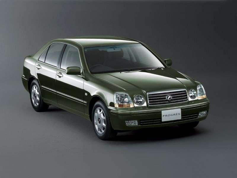 Toyota Progres 1st generation 2.5 AT sedan (1998–2004)