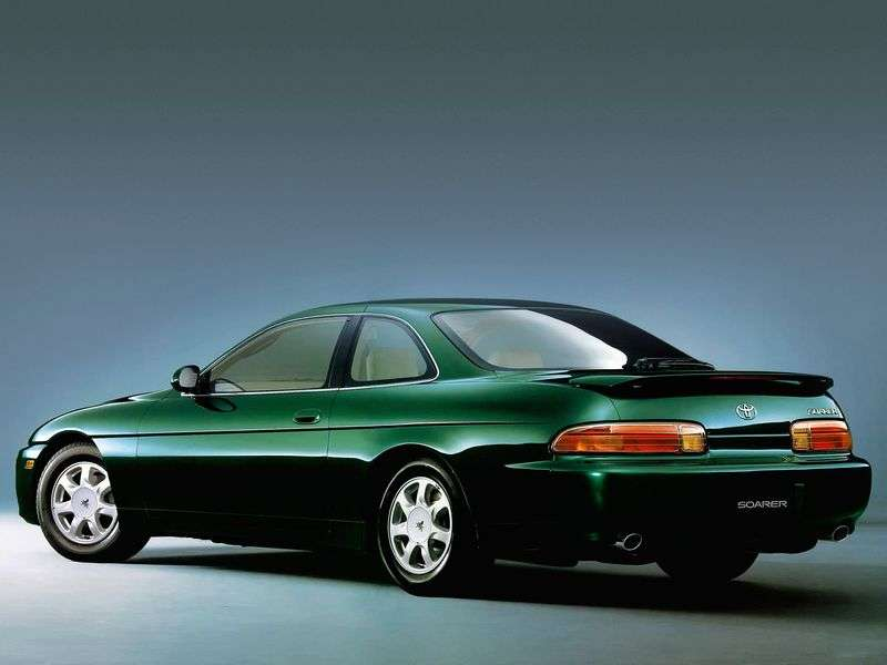 Toyota Soarer Z30 [restyling] coupe 2.5 AT GT (1996–2001)