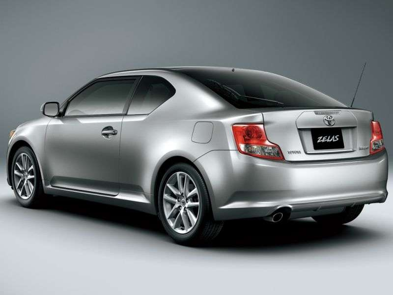Toyota Zelas 1st generation coupe 2.5 AT (2011 – n. In.)