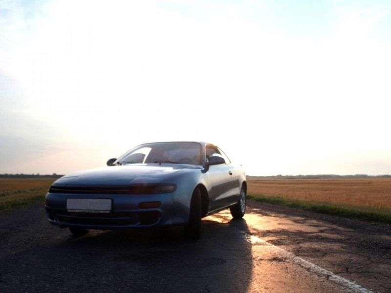 Toyota Celica 5th generation coupe 2.0 MT (1990–1993)