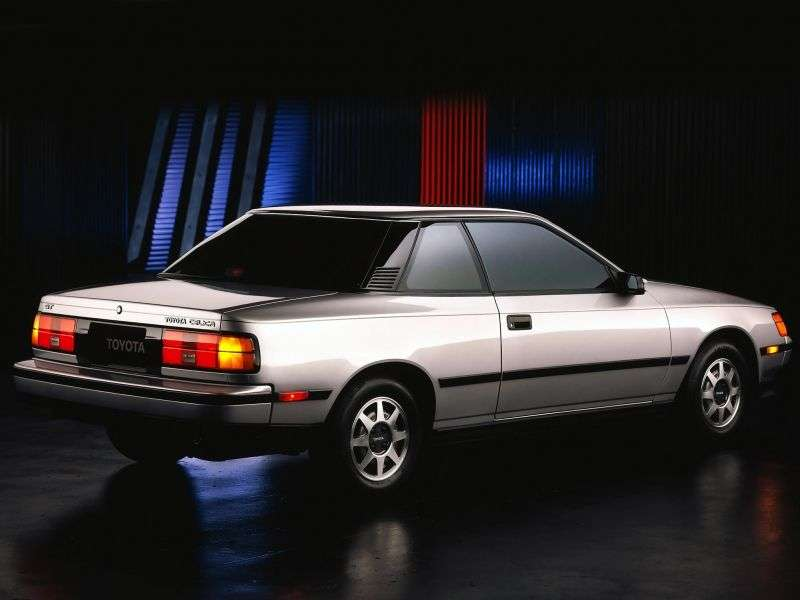Toyota Celica 4th generation coupe 1.6 MT (1985–1989)