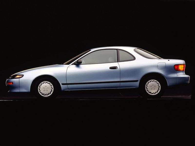 Toyota Celica 5th generation liftback 1.6 MT (1989–1993)