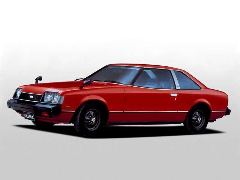 Toyota Celica 2nd generation coupe 2.0 MT (1978–1979)
