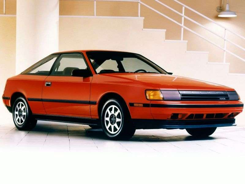 Toyota Celica 4th generation liftback 2.0 GT S MT (1985–1989)