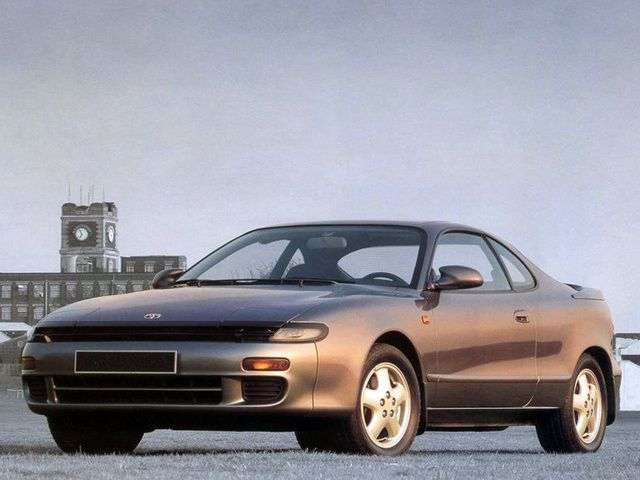 Toyota Celica 5th generation liftback 1.8 MT (1989–1993)