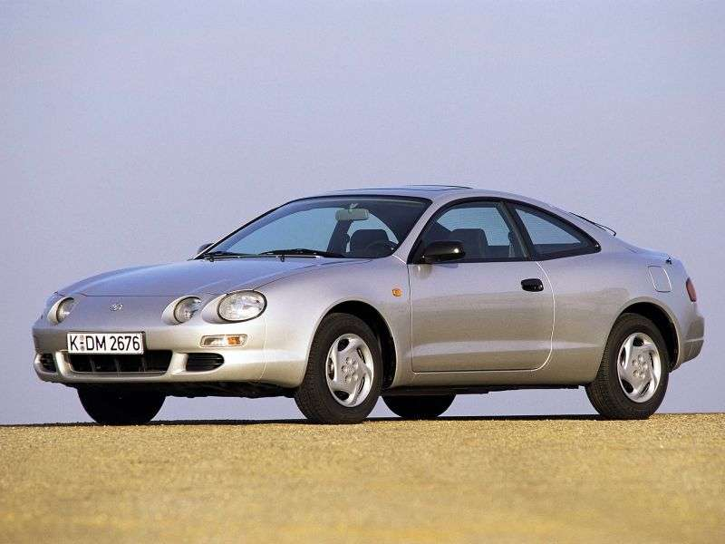 Toyota Celica 6 generation coupe 2 bit. 2.2 AT (1993–1999)