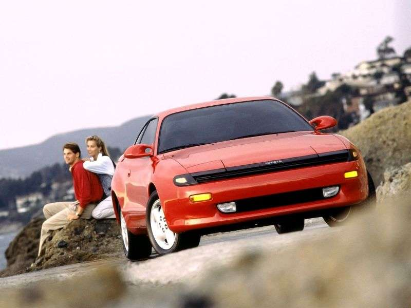 Toyota Celica 5th generation liftback 1.6 AT (1989–1993)