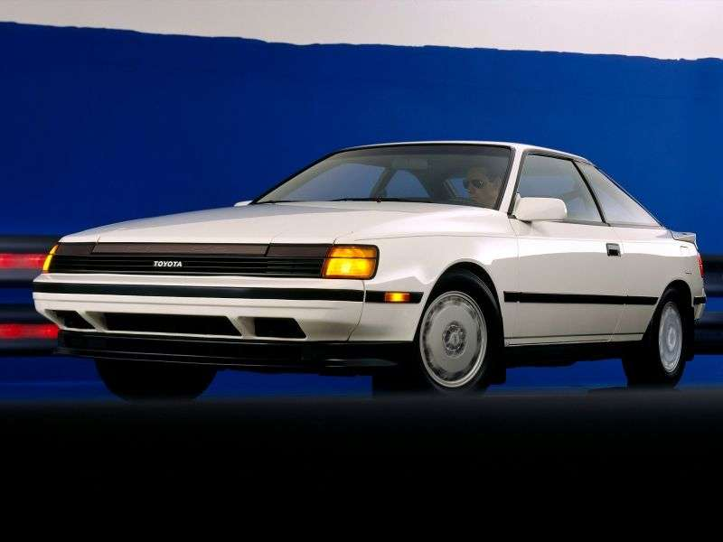 Toyota Celica 4th generation liftback 2.0 GT S AT (1985–1989)