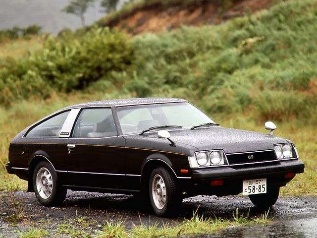 Toyota Celica 2nd generation liftback 1.6 MT (1978–1979)