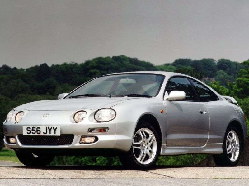 Toyota Celica 6th generation liftback 2.2 AT (1993–1999)