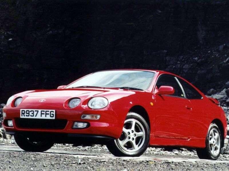 Toyota Celica 6 generacji liftback 1.8 MT (1993 1999)