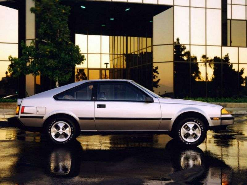 Toyota Celica 3 generation liftback 3 dv. 2.0 AT (1981–1985)