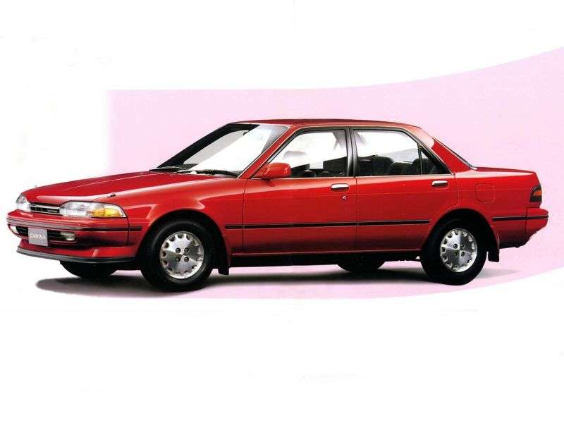 Toyota Carina T170JDM sedan 1.6 AT 4WD (1988–1990)