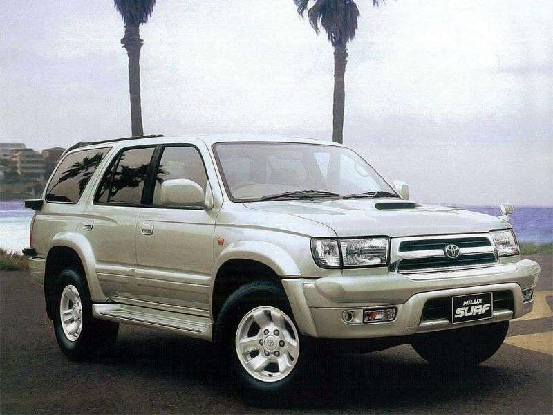 Toyota Hilux Surf 3rd generation SUV 2.7 AT AWD (1995–2000)
