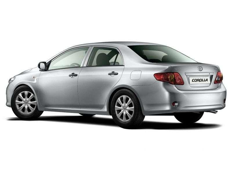 Toyota Corolla E140sedan 4 dv. 1.4 D 4D MT (2006–2009)