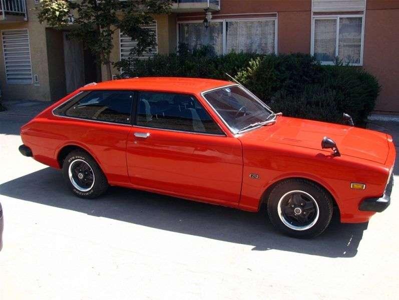 Toyota Corolla E50 [restyling] liftback 1.6 AT (1976–1979)