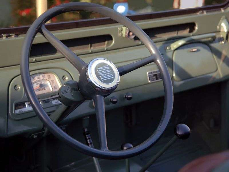 Toyota Land Cruiser J20 3.4 MT AWD (1955–1956)
