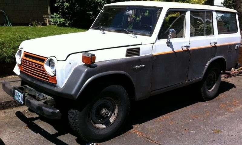 Toyota Land Cruiser J40 / J50FJ55V wagon 5 bit. 3.9 MT AWD (1967–1974)