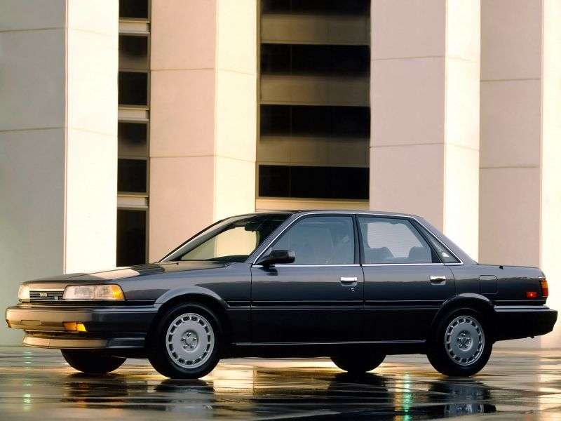 Toyota Camry V20 sedan 1.8 AT (1986–1988)