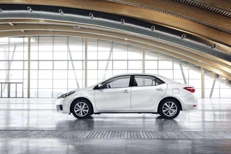 Toyota Corolla E160sedan 1.6 MT Classic Plus (2013 – n.)