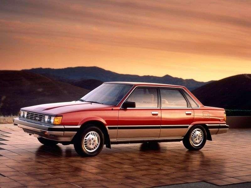 Toyota Camry V10 sedan 1.8 TD MT (1983–1984)