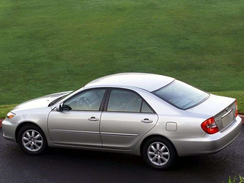 Toyota Camry XV30sedan 3.3 AT Overdrive (2004–2004)