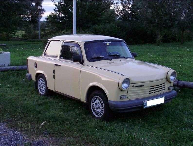 Trabant 1.1 1st generation 1.1 MT sedan (1989–1991)