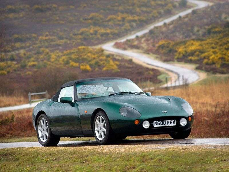 TVR Griffith 1st generation convertible 5.0 MT (1991–2002)