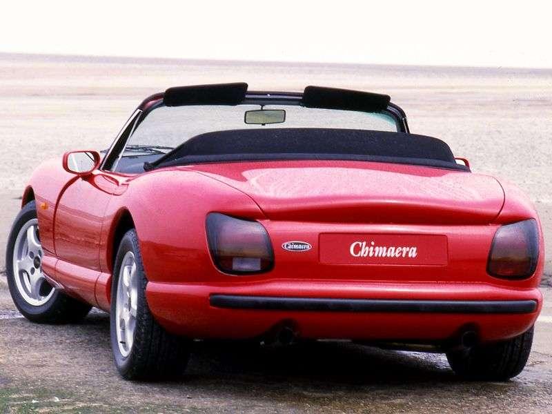 TVR Chimaera kabriolet pierwszej generacji 4,5 MT (1997 2003)