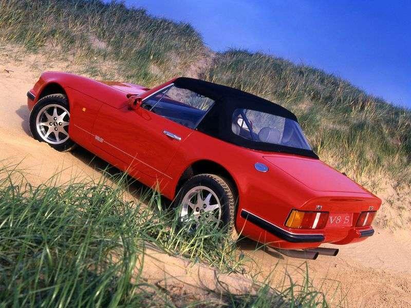 TVR S Cabrio pierwszej generacji 4.0 MT (1988 1996)